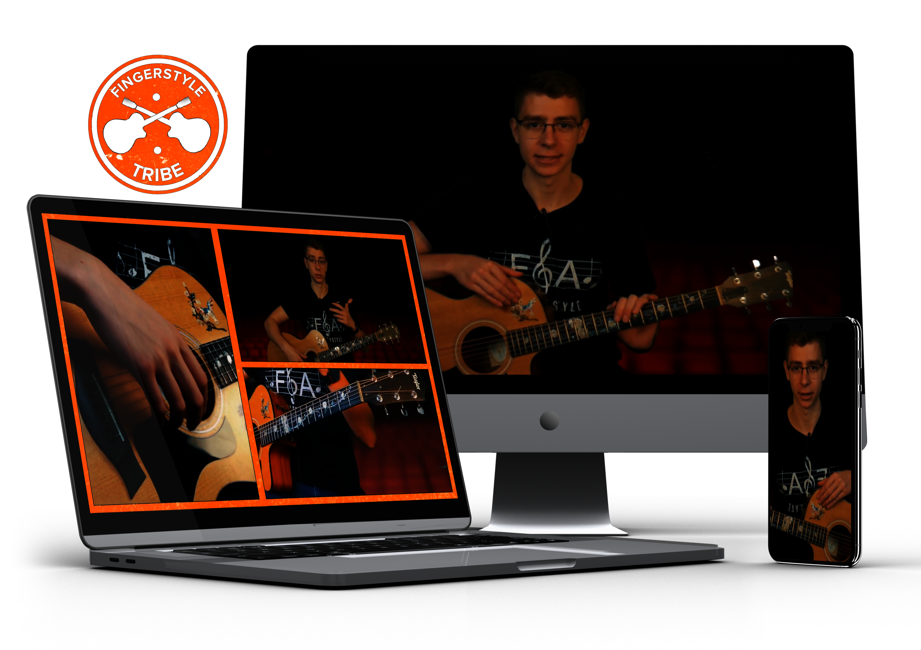 Best Fingerstyle Guitar Lessons Online